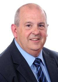 Profile image for Councillor Ray Bisby