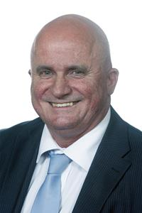 Photograph of Councillor Keith Sharp